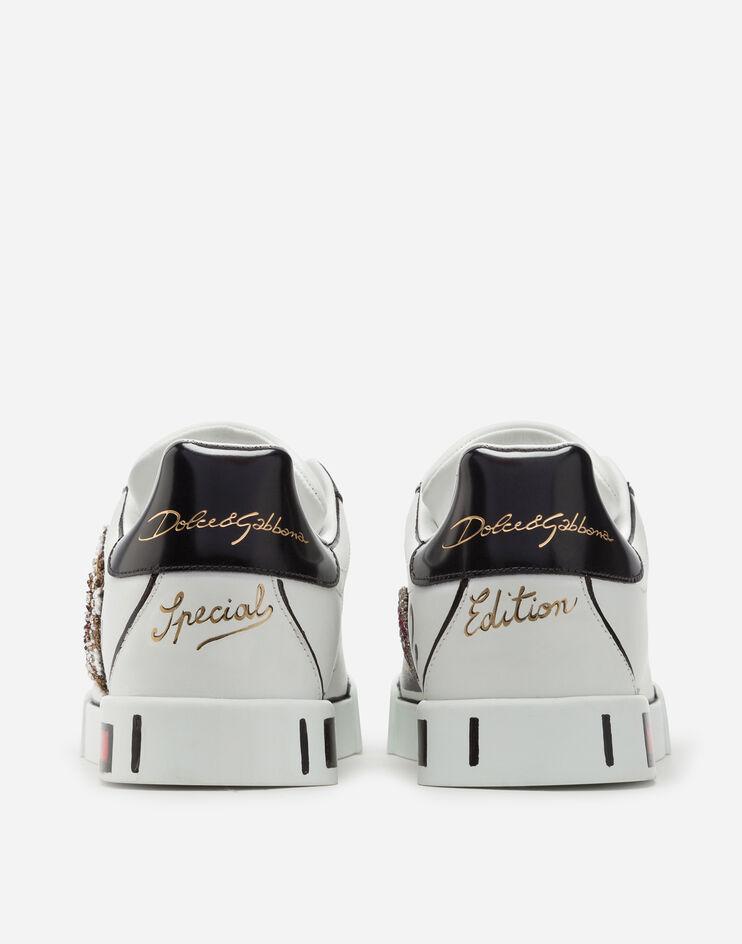 Limited edition Portofino sneakers