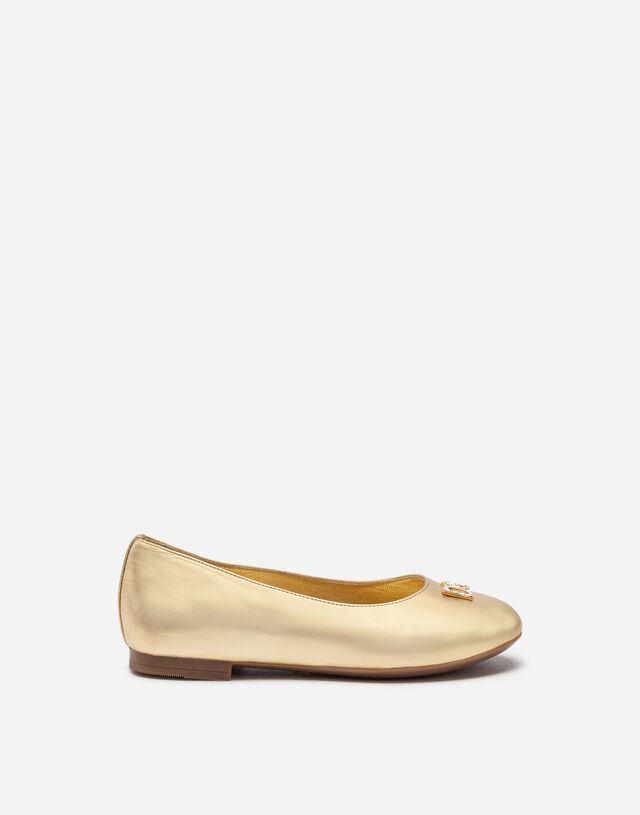 Ballerina in Gold